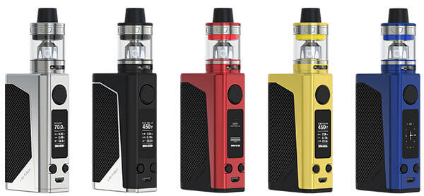 Дизайн Joyetech eVic Primo 2 с ProCore Aries Kit 228W