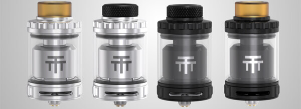 Дизайн Vandy Vape Triple 28 RTA