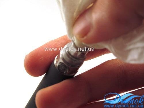 уход за аккумулятором электронной сигареты