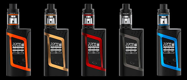 Дизайн SMOK Alien Kit 220W