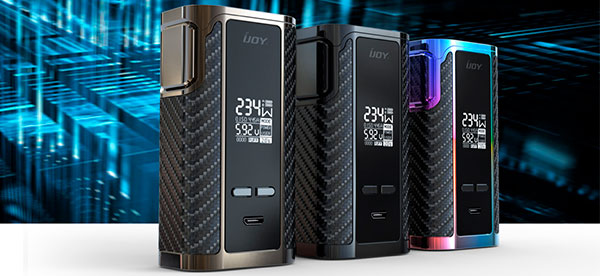 Дизайн IJOY Captain PD270
