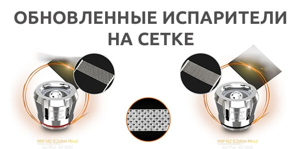 Испарители Eleaf iStick Mix Kit with ELLO POP