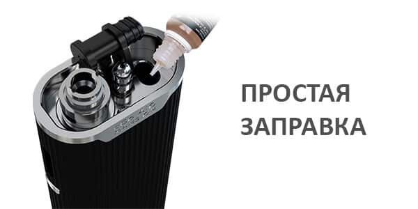 Заправка Joyetech eGo AIO Mansion