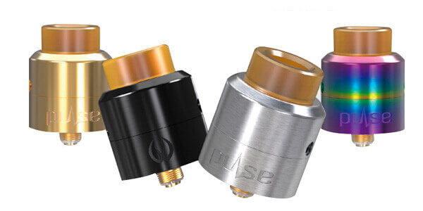 Дизайн Vandy Vape Pulse 24 BF RDA
