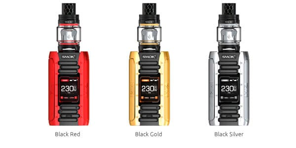 Дизайн Smok E-Priv Kit