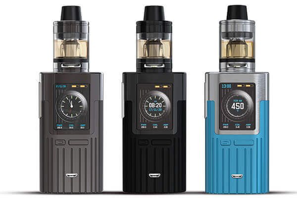 Дизайн Joyetech ESPION Kit with ProCore X