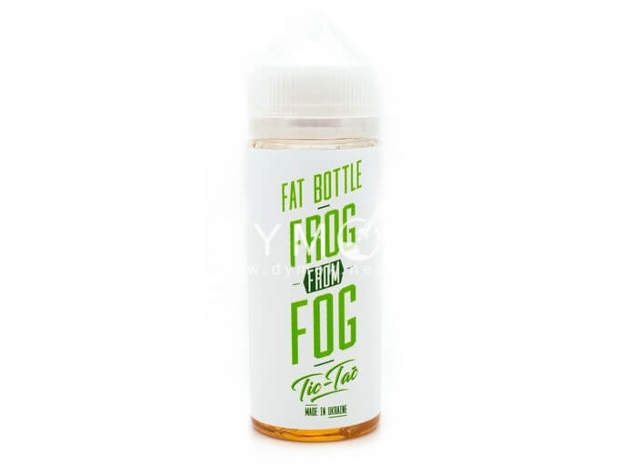 Tic Tac 120 мл (Frog from fog)
