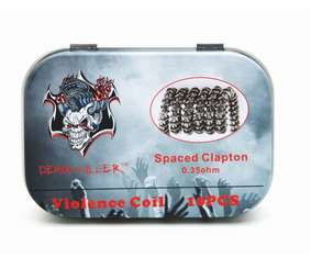 Спираль Demon Spaced Clapton