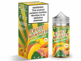 Mango Peach Guava 100 мл (Fruit Monster)