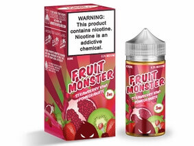 Strawberry Kiwi Pomegranate 100 мл (Fruit Monster)