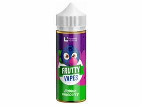 Bubble Blueberry 120 мл (Frutty Vapes)