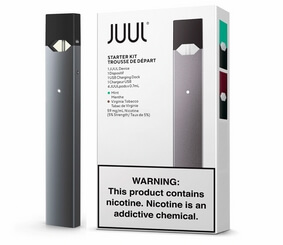 JUUL Starter Kit (2 pods)