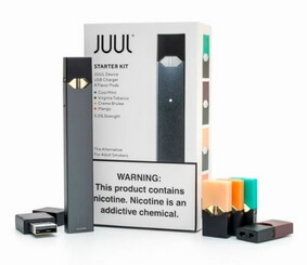 JUUL Starter Kit (4 pods)