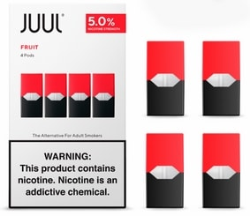 Fruit (JUUL Pods) 4 шт.