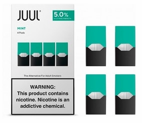 Mint (JUUL Pods) 4 шт.