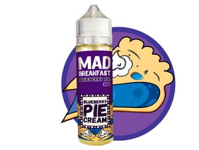 Blueberry Pie 60 мл (Mad Breakfast)