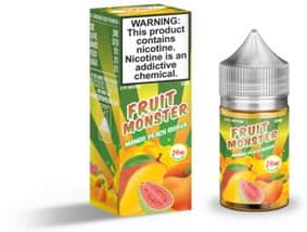 Mango Peach Guava 30 мл (Fruit Monster Salt)