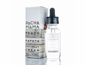 Peach Papaya Coconut Cream 60 мл (Pachamama)