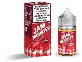 Strawberry 30 мл (Jam Monster Salt)