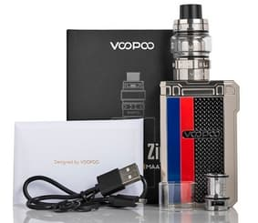 Voopoo ALPHA Zip Kit, Фото 17