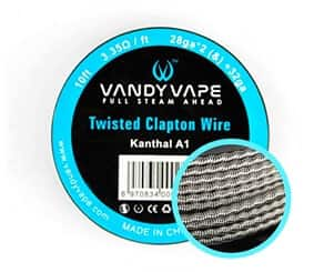 Vandy Vape Twisted Clapton 3 метра