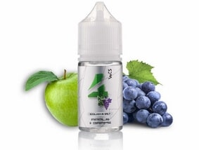 Apple & Grape 30 мл (Wes Salt)