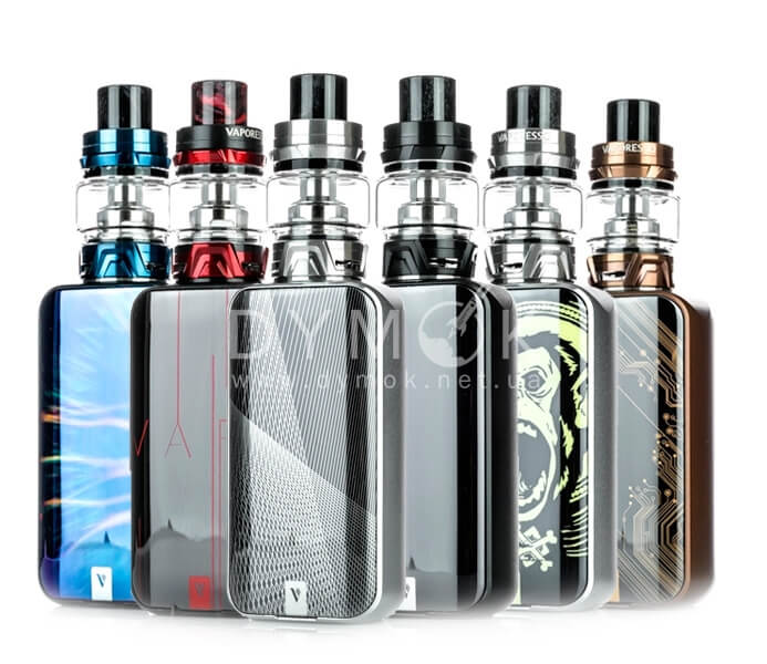 Vaporesso Luxe Kit with Skrr фото 1