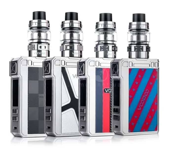 Voopoo ALPHA Zip Kit, Фото 1