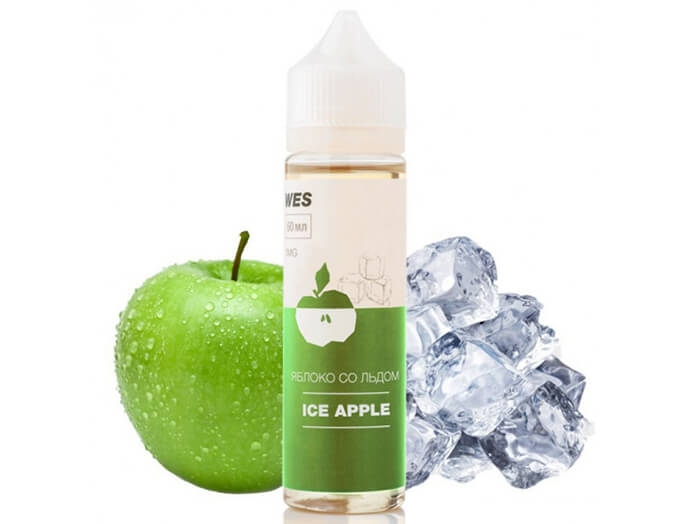 Ice Apple 60 мл (Wes The First)