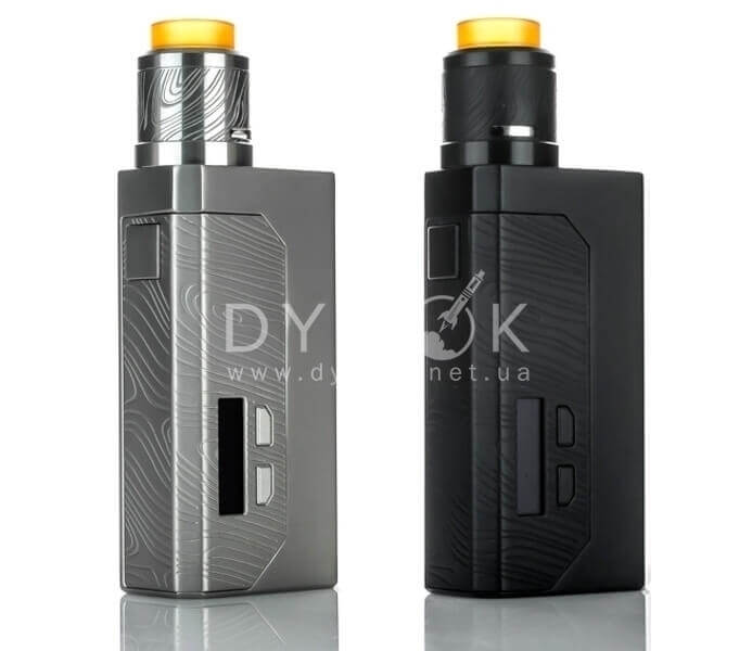 Wismec LUXOTIC MF BOX  kit фото 14